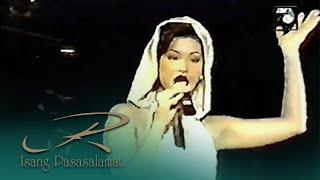 Regine Velasquez - Follow The Sun (Isang Pasasalamat Concert 1996)