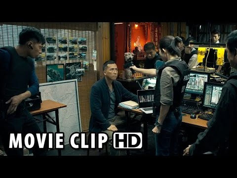 Kung Fu Killer Movie CLIP 'You're Working with the Killer' (2015) - Donnie Yen HD