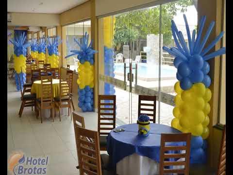 Hotel Brotas - Afogados da Ingazeira (Pernambuco) - Brazil
