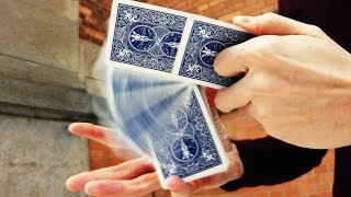 Friffle │ Cardistry Tutorial by Oliver Sogard