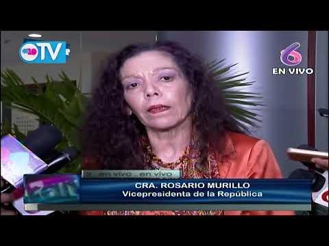 Compañera Rosario: Tenemos fe en Dios que nos ha prometido una patria libre de odio