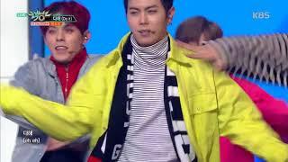 뮤직뱅크 Music Bank - 다해(Do it) - 마스크 (Do it - MASC).20171020
