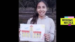 Acto 25 de Mayo: Escuela Secundaria Cirilo Sarmiento (Angaco) San Juan
