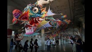 معرض صيني للحرية في سجن ألكاتراز الأميركي
