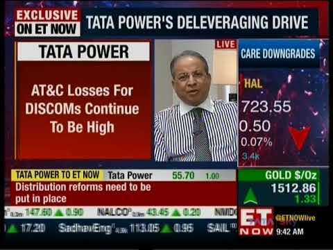 Mr Praveer Sinha, CEO & MD, Tata Power Talks to ET Now About The Future of the Indian Power Sector