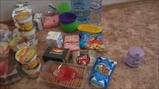 Что взять в дорогу из еды на машине - Видео онлайн