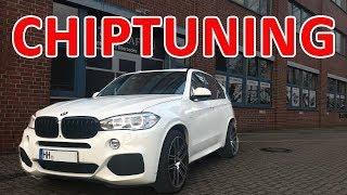 BMW Chiptuning I BMW Leistungssteigerung I BMW X5 30d F15 Softwareoptimierung