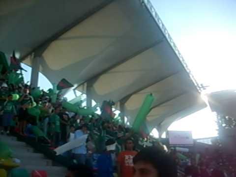 """""""SALIDA LOS TANOS vs union 1 DE MARZO 2009"""" Barra: Los Tanos • Club: Audax Italiano"""