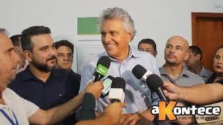 Inauguração do Vapt Vupt em Campos Belos GO (Akontece.com)