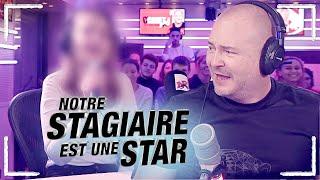 ON DÉCOUVRE QUE NOTRE STAGIAIRE EST UNE STAR