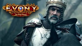 The Battle of Evony featuring Aaron Eckhart