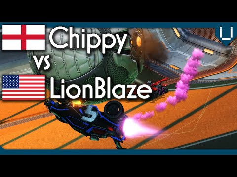 Flip Resets vs Flicks | Chippy vs Lionblaze | 1v1 Rocket League