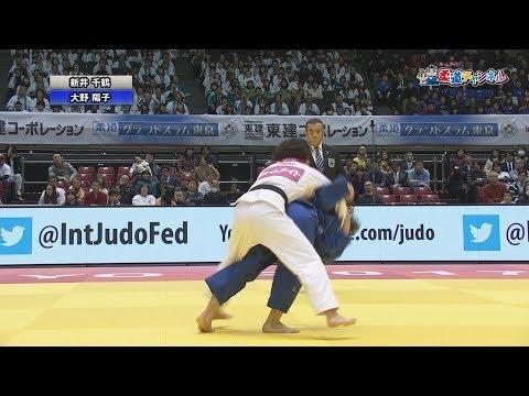 女子70kg級 決勝戦