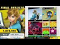 Download Super Smash Bros. Ultimate: Classic Mode - LINK - 9.9 Intensity No Continues HD Mp4 3GP Video and MP3