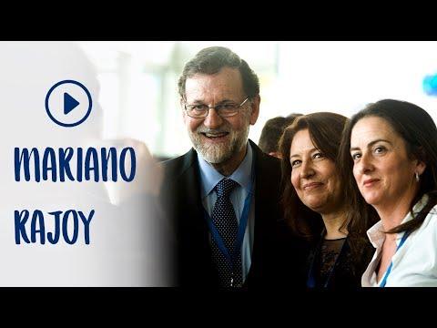 """Rajoy: """"A quienes no tienen más programa político que criticarnos, conviene recordarles que en los momentos difíciles está el PP"""""""