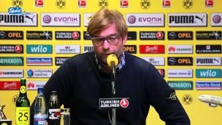 BVB Trainer Jürgen Klopp Zur Rolle Von Matthias Sammer Beim FC Bayern München