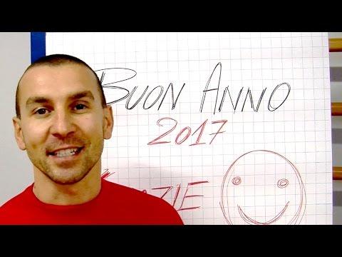 DISCORSO DI AUGURI DI BUON ANNO 2017 FITNESS