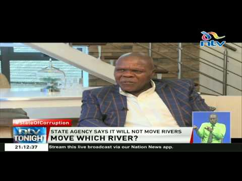 State agency against moving rivers to accommodate buildings on riparian land