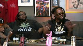 Black Rambo in the trap! with Chico Bean and Karlous Miller #BlackMarket
