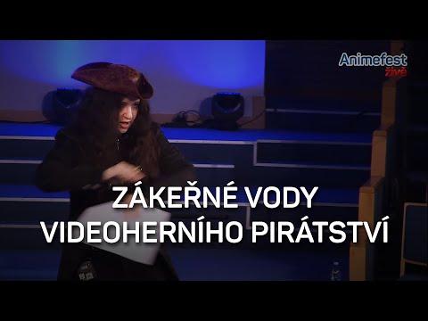 Zákeřné vody videoherního pirátství
