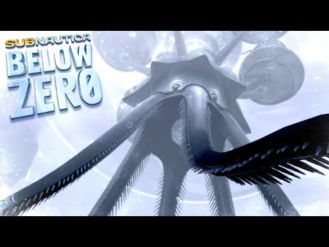 A Massive New Leviathan Emerges, Shadow Leviathan Sounds & Almanac Artifacts - Subnautica Below Zero