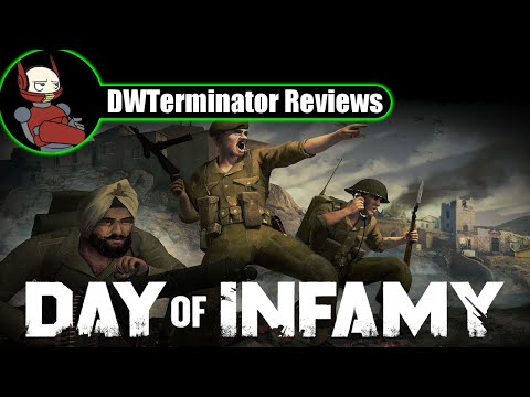 Review - Day of Infamy