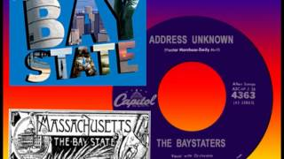 BAYSTATERS - Address Unknown (1960) Sweet, Mixed-Gender Group Sound!
