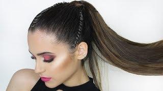 Peinado Ariana Grande Manchester ONE LOVE