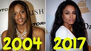 The Evolution Of Ciara (2004   2017)