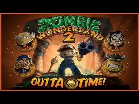 zombie wonderland ipad