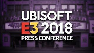 FULL Ubisoft E3 2018 Press Conference - dooclip.me