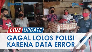 Fakta Rafael Malalangi Gagal Lulus Polisi karena Data Error, Diduga karena Adanya Salah Input