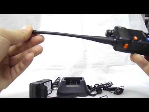 Baofeng UV-5R видео обзор
