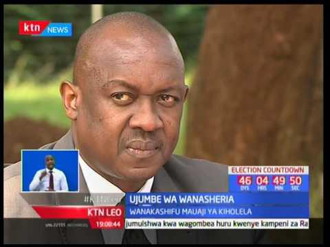 Wakili na Wanasheria wakashifu mauji ya kiholela