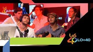Álvaro Soler y Morat cantan en directo 'Yo contigo, tú conmigo'