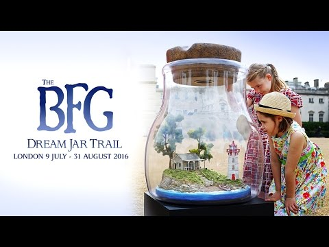 The BFG The BFG (Featurette 'Dream Jar Trail')