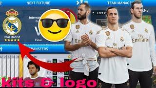 dream league soccer 2020 real madrid kit - Thủ thuật máy