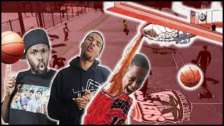 THE BUMS ARE BACK TO PERCOLATING!! - NBA 2K18 Park Gameplay