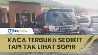 Soal Kasus Subang, Saksi Mata Lihat Kaca Mobil Alphard Terbuka Sedikit namun Tak Lihat sang Sopir