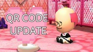 Tomodachi Life QR Code Update!