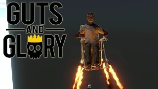 Guts and Glory - Ride or Die [Community Levels]