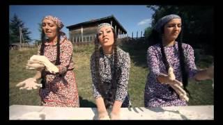 Грузия танцует по  молдавские песни))