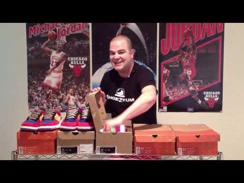 ShoeZeum Viotech Nike Dunks And Trainers