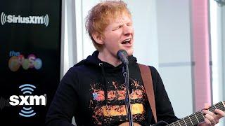 Ed Sheeran - Shivers (Acoustic) [LIVE for SiriusXM]