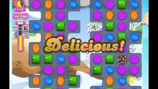 Candy Crush Saga Level 1638