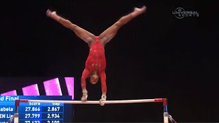 Douglas 2nd In Individual All-Around At World Champs - Universal Sports