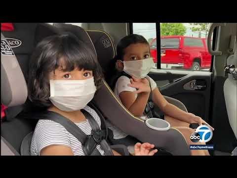 Preschool Services Meals program featured on ABC7