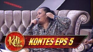 MANTAP BENAR, Ini Masukan Dari Master Bertha Buat Hayati  - Kontes KDI Eps 5 (10/8)