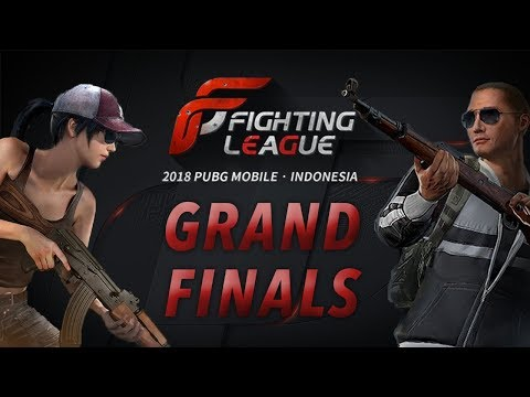 [LIVE PUBGM] Fighting League Tournament Grand Final - Day 2