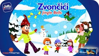 Zvoncici, zvoncici | Jingle Bells by Nykk Deetronic powered by Jaffa | Nursery Rhymes